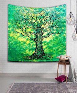 Keltischer Lebensbaum Tapete