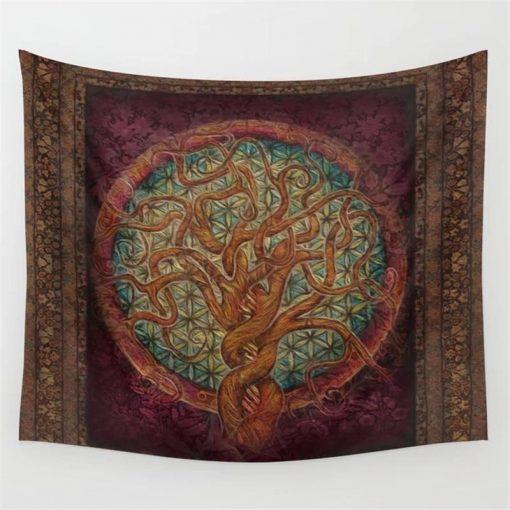 Keltischer Wandbehang