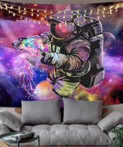 Wandbehang Jungenzimmer